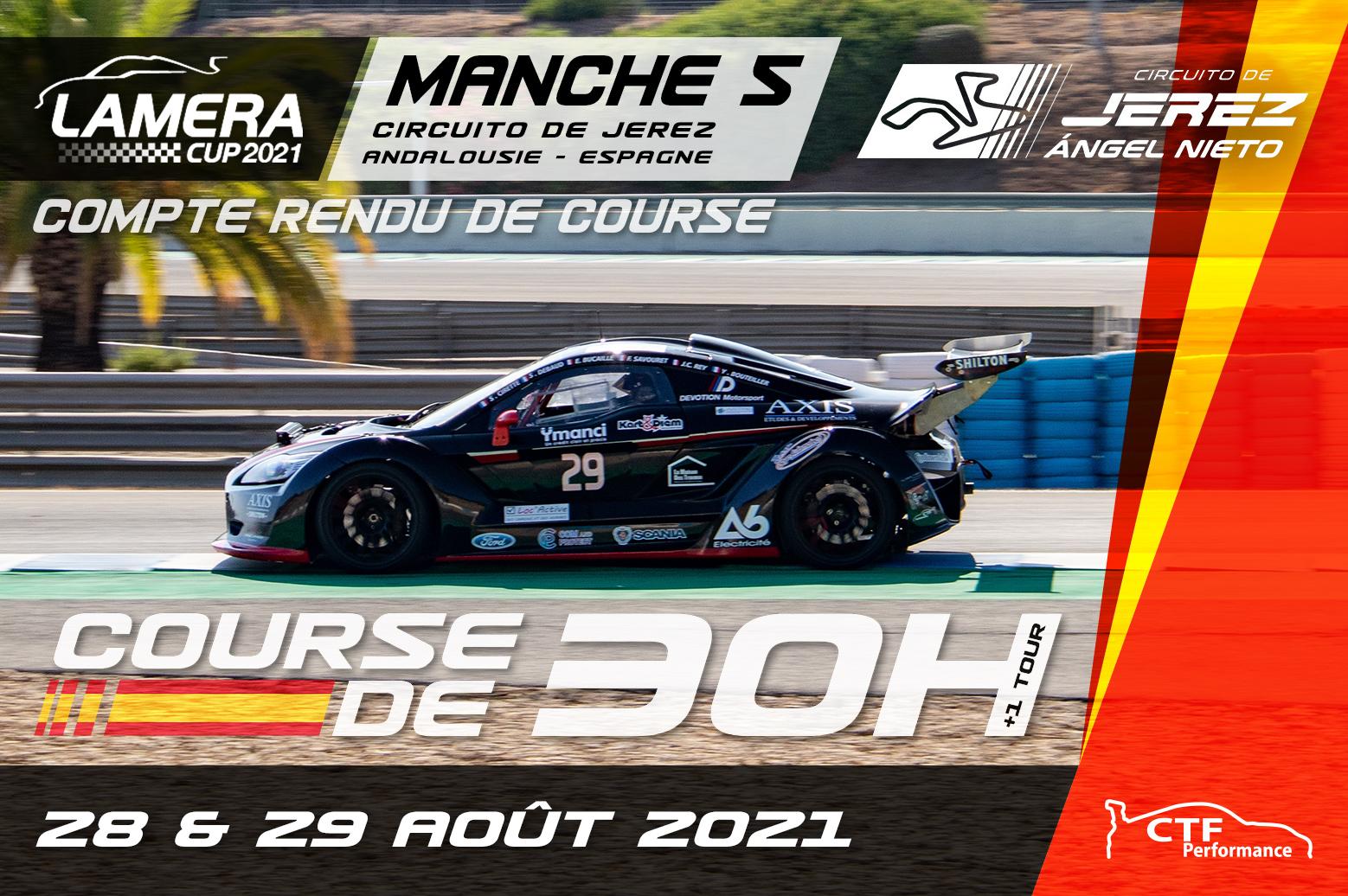 30h de Jerez CTF Performance