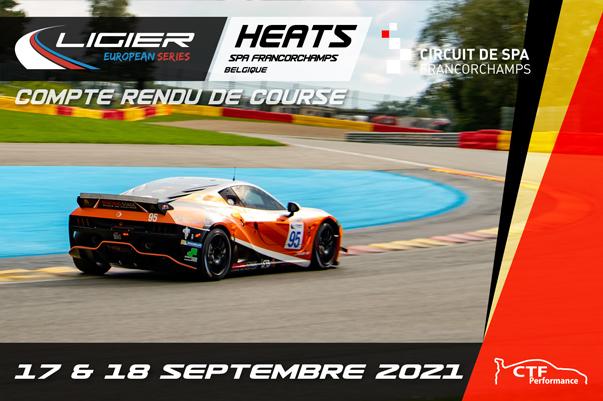 Spa Francorchamps Ligier Euro Series